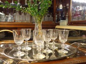 Seks store Christian den 8. hedvinsglas nu kr. 950,-