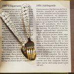 Juleske og -gaffel 1956