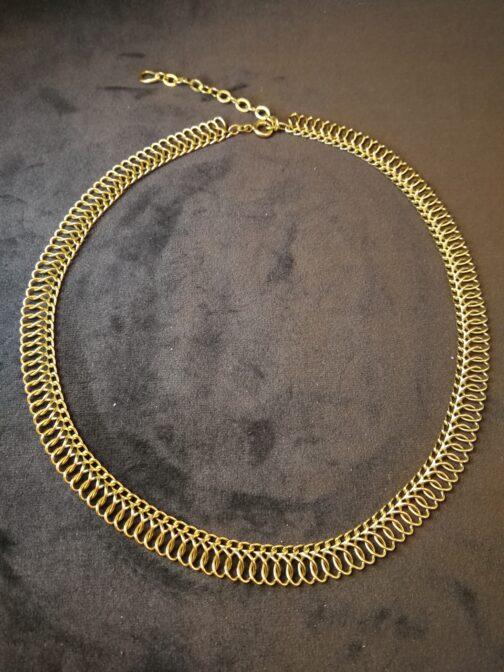 Halskæde af guld