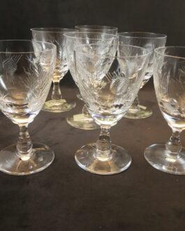 Tilbud: Syv hedvinsglas